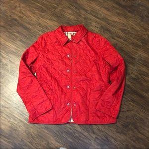 Authentic Burberry Jacket Medium